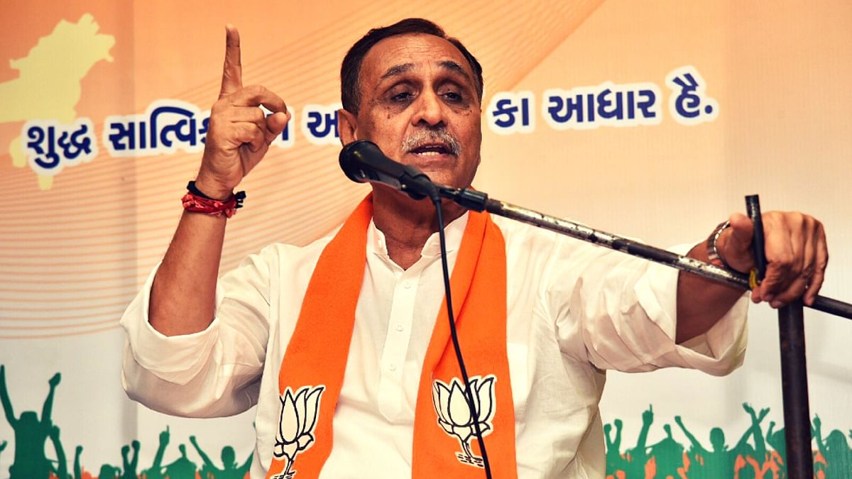 We are Against Cow Vigilantism, Attacks on Dalits: Gujarat CM