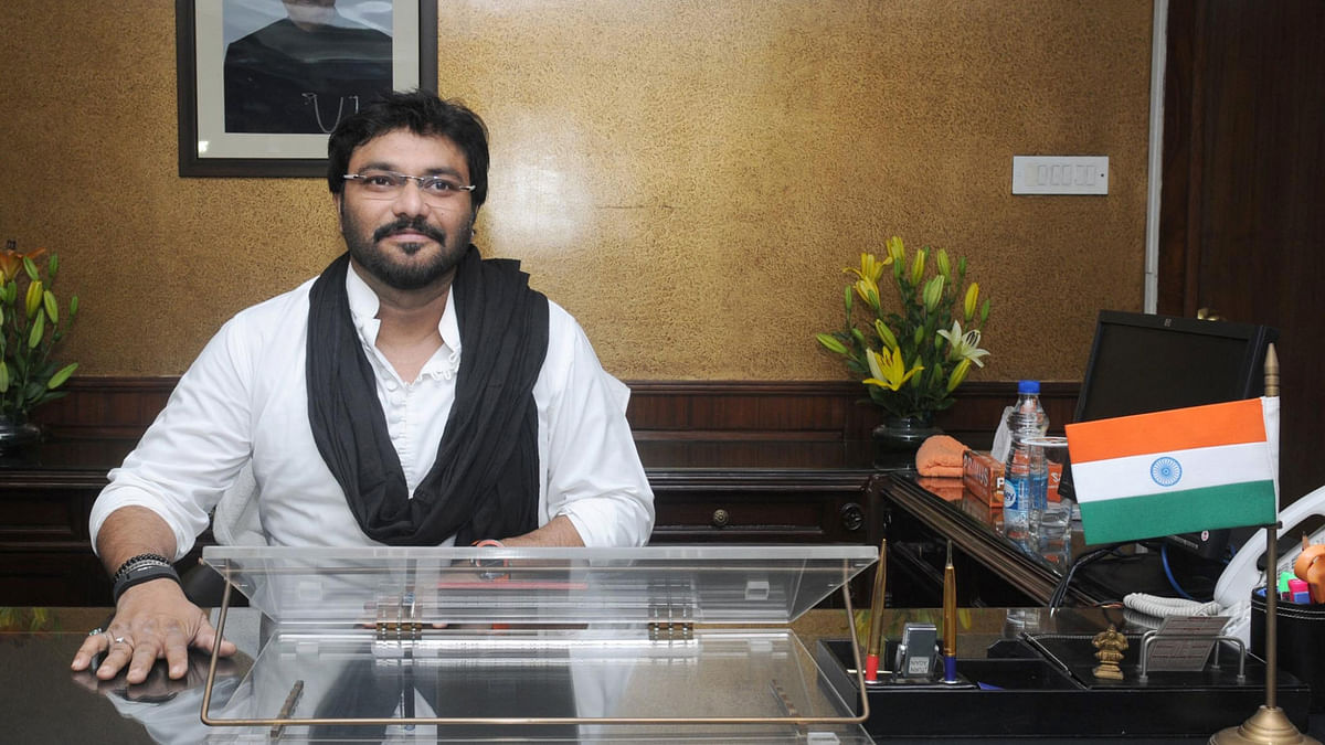 Babul Supriyo Named in Rose Valley Scam by Trinamool MP Tapas Paul