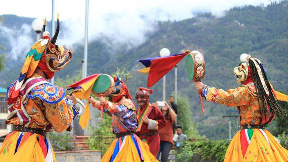 """Royal Academy of Performing Arts at #MountainEchoes 2016. (Photo Courtesy: <a href=""""https://www.facebook.com/mountainechoes/photos"""">Mountain Echoes' Facebook page</a>)"""