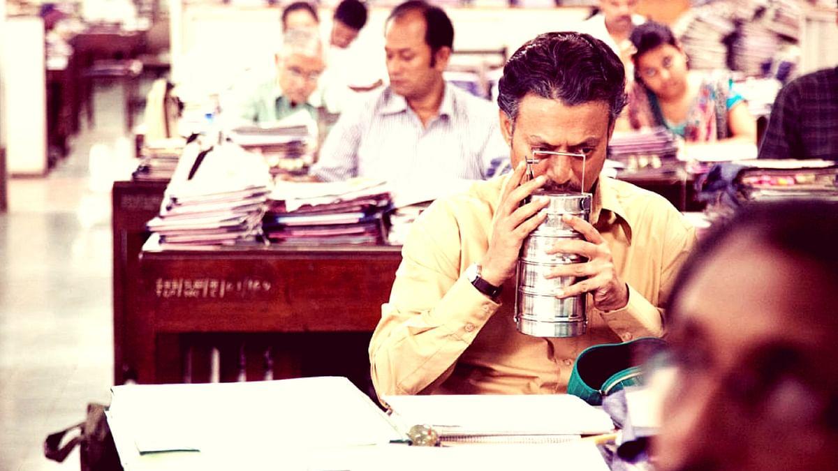 Irrfan Khan in a scene from Lunchbox.