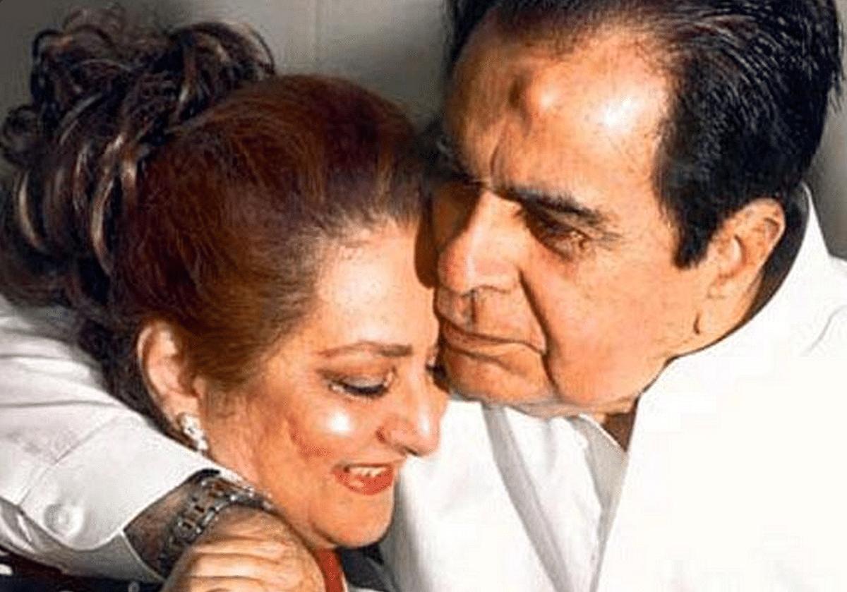 Saira Banu and Dilip Kumar, the evergreen love story.