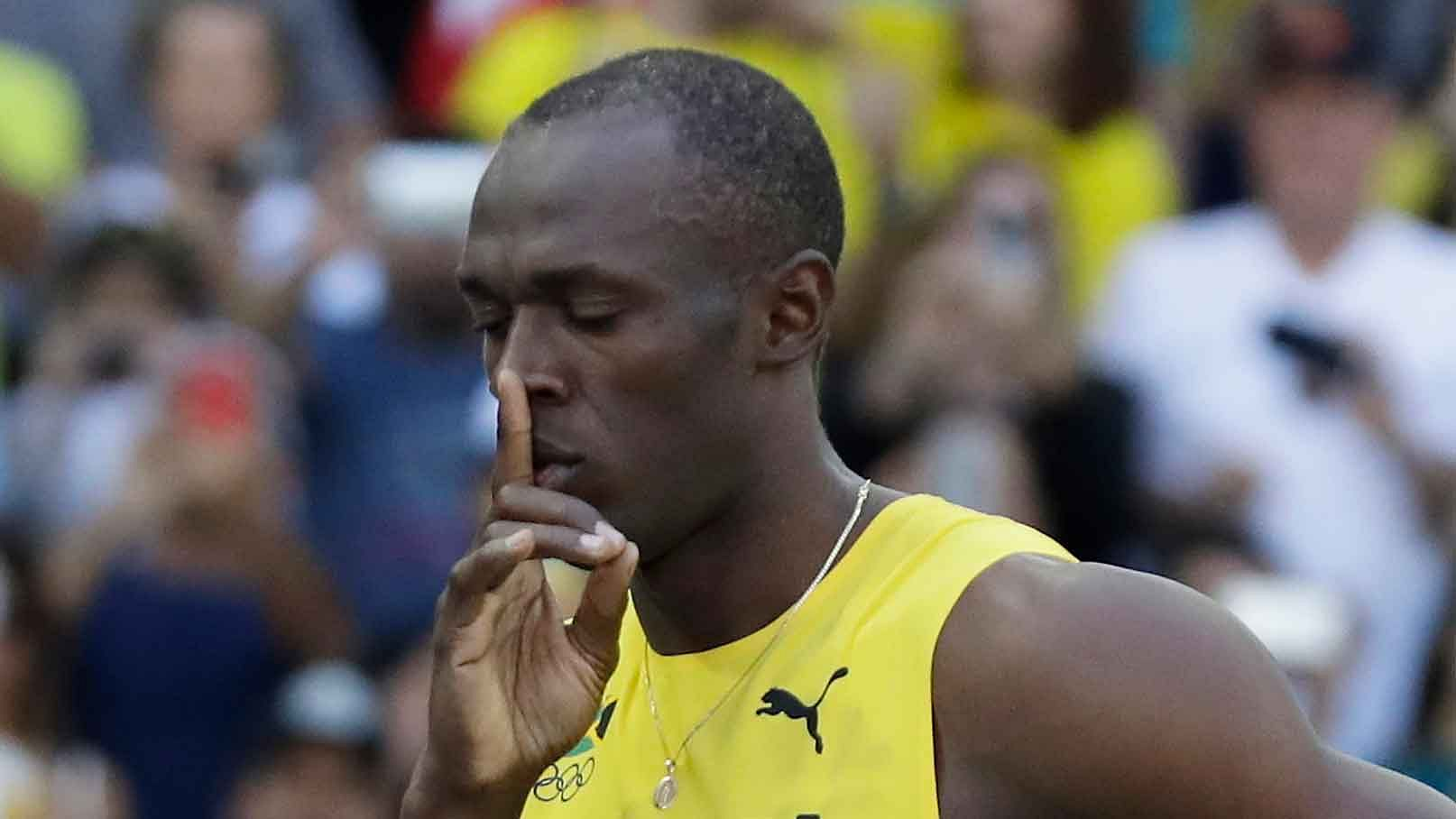 """Sluggish"" Usain Bolt Recovers From Slow Start to Win 100m ..."
