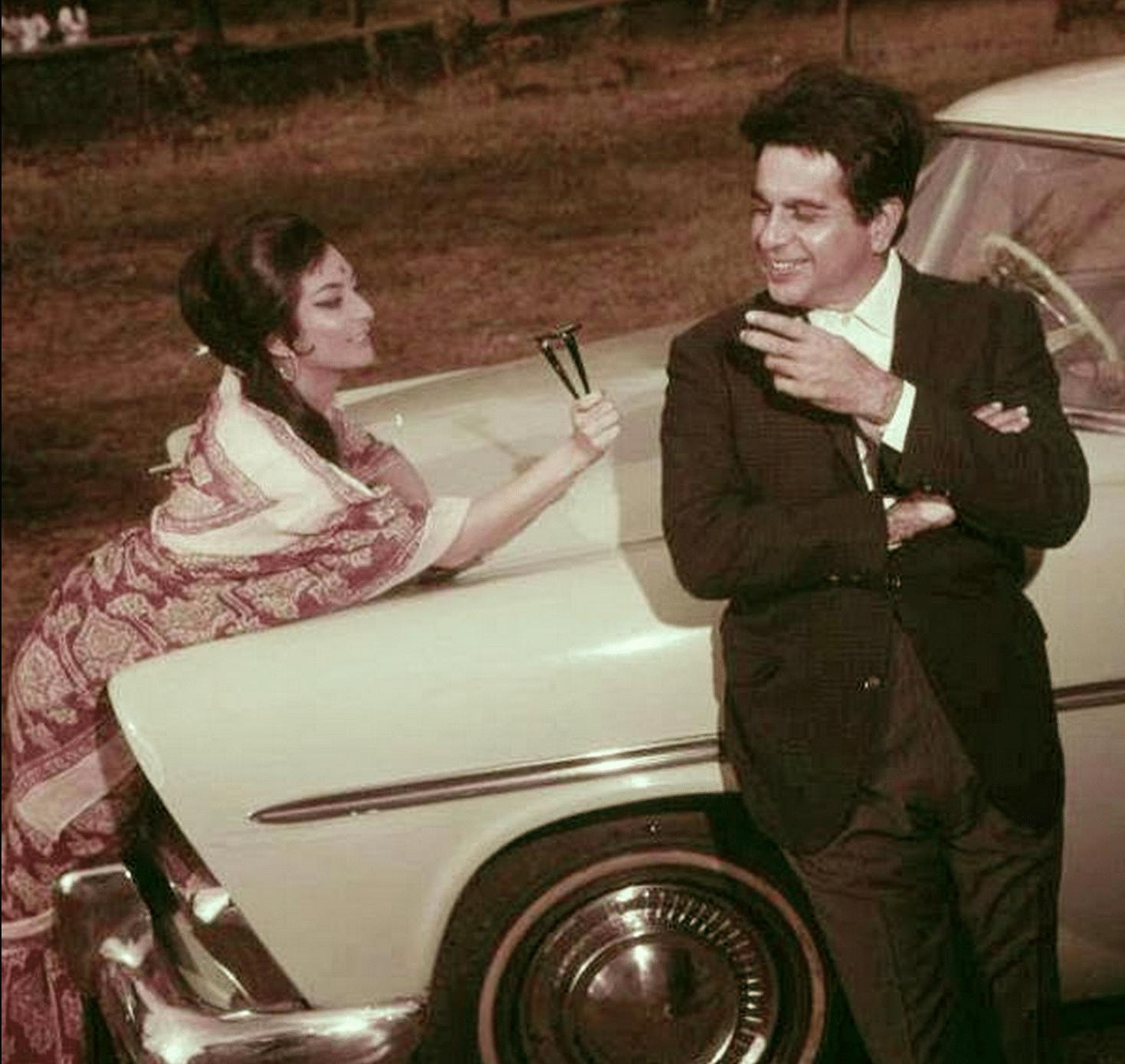Remembering Dilip Kumar: How Saira Banu Won Over the Man of Her Dreams | Dilip  Kumar Saira Banu Love Story