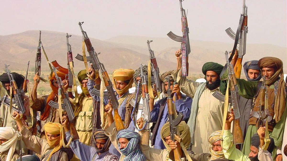 Marri Baloch tribemen up in arms against Pakistani army men. (Photo: Reuters)