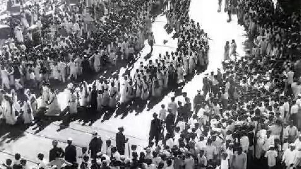 Quit India Movement: The Precursor to India's Freedom at Midnight