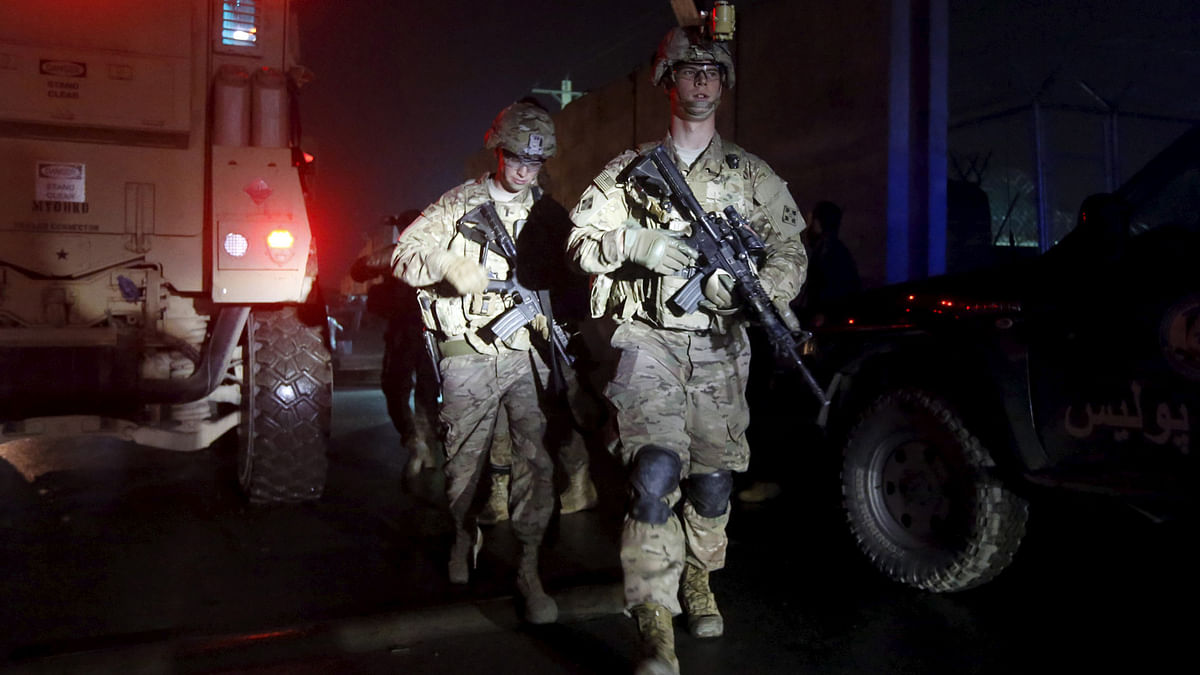 Blast Kills US Soldier in Afghanistan; Second Casualty This Year