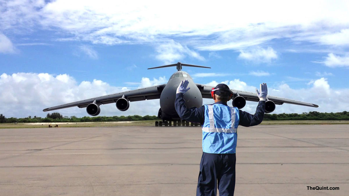 LEMOA will be a force multiplier as far as relief operations are concerned. (Photo: The Quint)