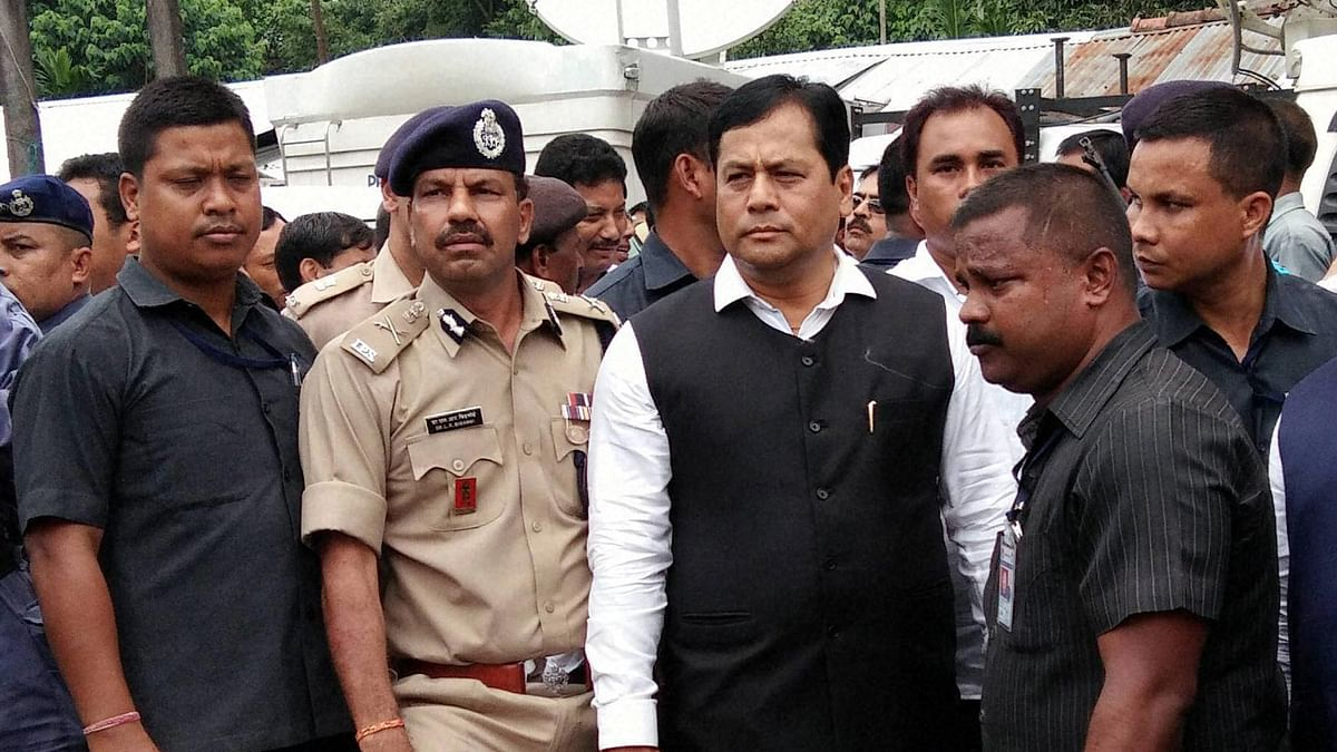 Sonowal's Brief Tour of Kokrajhar Attack Site Leaves Locals Miffed