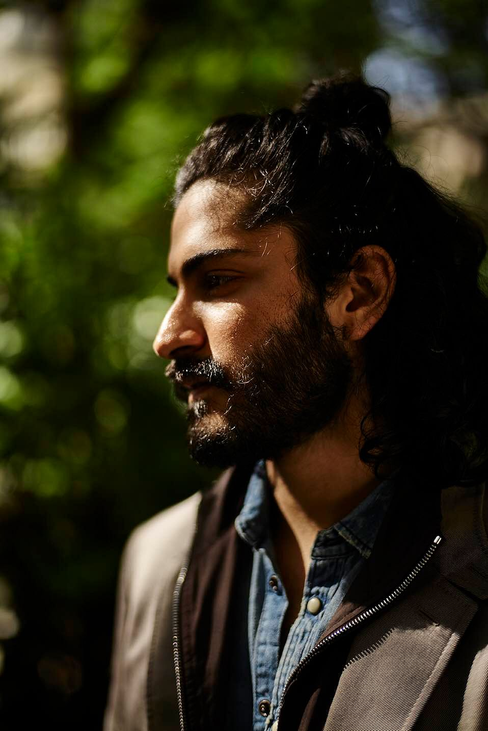 Harshvardhan felt he was too young and inexperienced for the part of <i>Bhavesh Joshi</i>.(Photo Courtesy: Subhash K. Jha)
