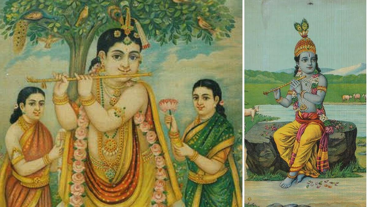 Designers Show Us Some Cool Krishna Love