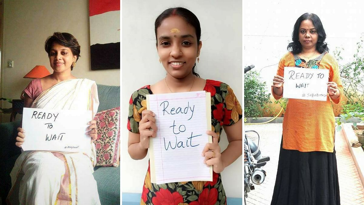 You may be #ReadyToWait, but is everyone? And why should they be? (Photo Courtesy: Facebook)