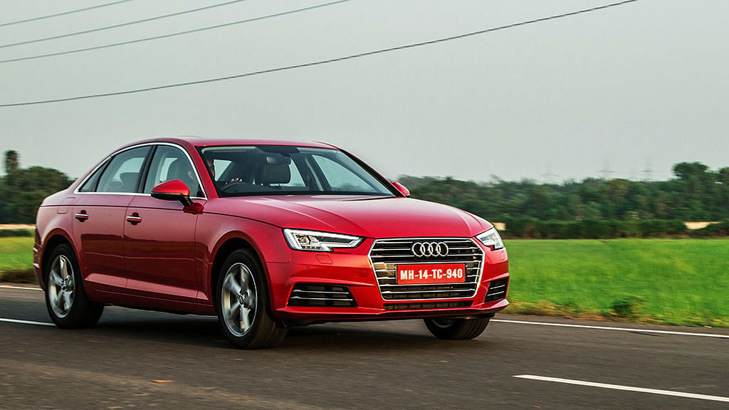 Audi A4 offers comfort with the latest in tech. (Photo Courtesy: Motorscribes)