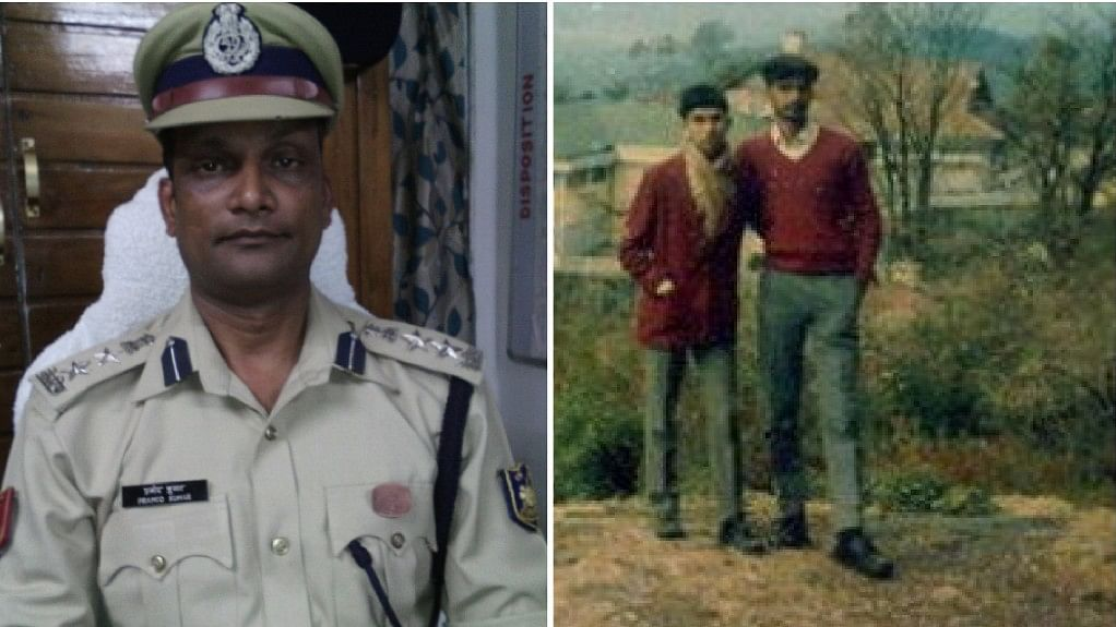 CRPF Commander Pramod Kumar died on Independence Day, an hour after he unfurled the tri-colour in Srinagar. (Photo: Twitter @crpfindia/Puneet Monga)