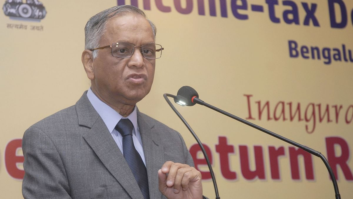 A defiant Infosys Founder NR Narayana Murthy will interact with investors on Wednesday through a conference call.