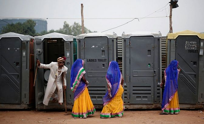 Open defecation is a pressing issue in India's struggle with sanitation. (Photo: Reuters)