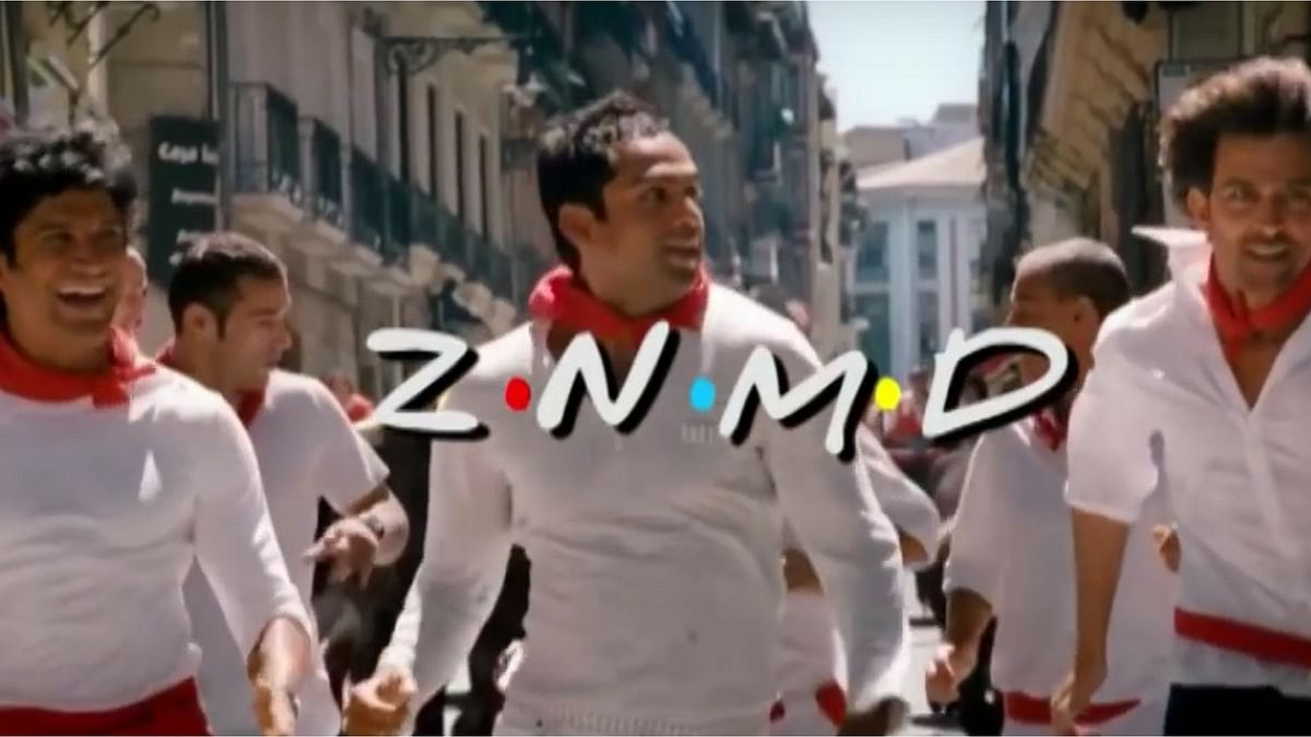This ZNMD Mashup to the 'Friends' Anthem Will Make You Nostalgic