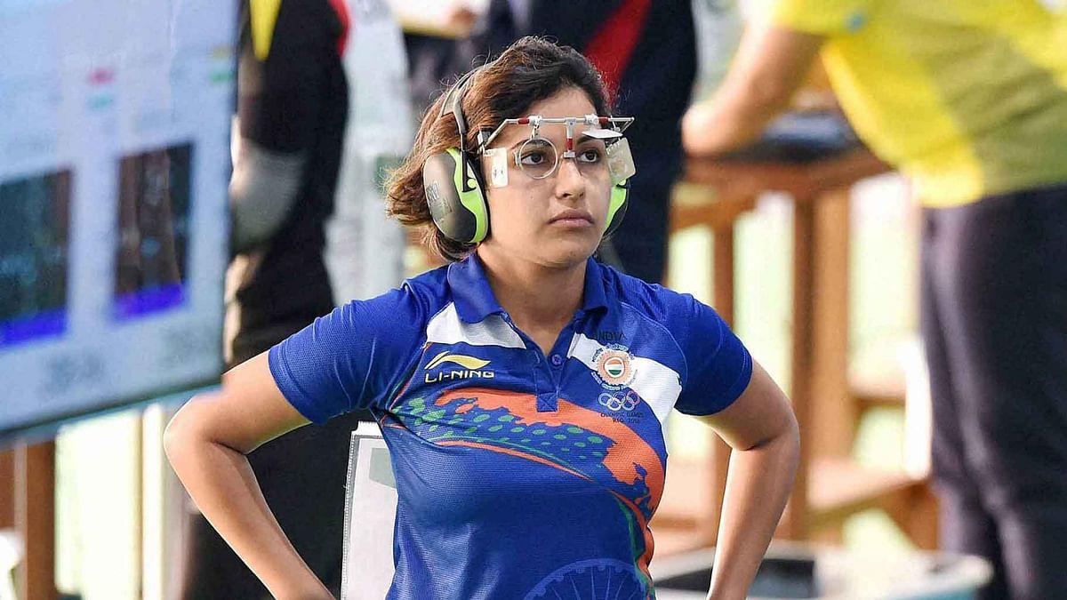 File photo of Heena Sidhu.