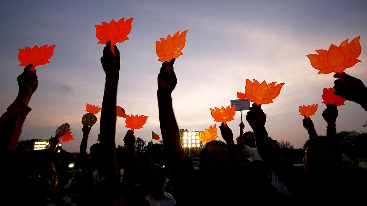 In 2014, the BJP launched an aggressive campaign to woo the dalits, 17% of India's population.
