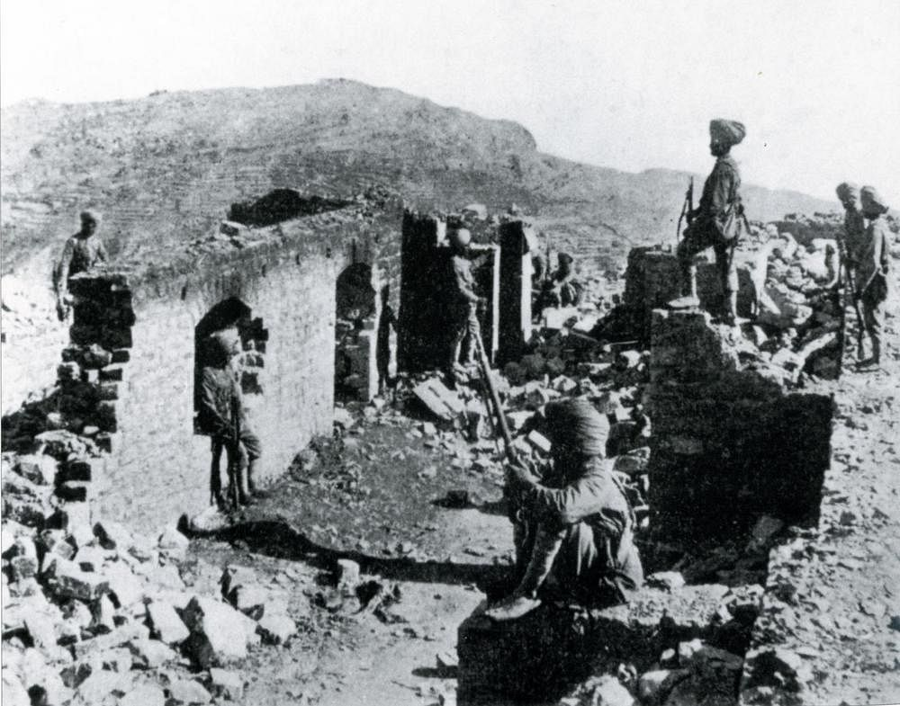 When 21 Sikhs Faced Over 10,000 Pashtuns at Saragarhi And Won