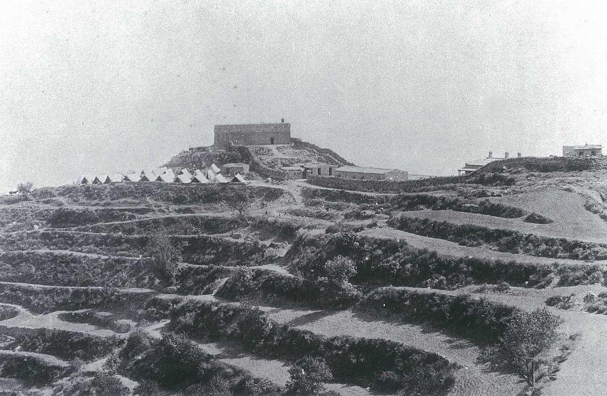 Fort Gulistan.