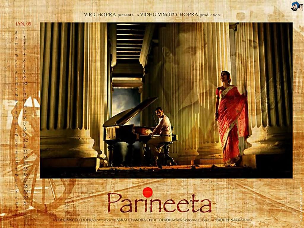 Parineeta film poster
