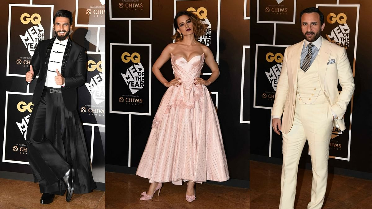 In  Pics: The GQ Men Of The Year Awards Was A Star-Studded Affair