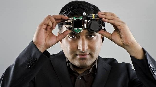 """Nasik-born Ramesh Raskar, 46, is founder of the Camera Culture research group at the MIT Media Lab. (Photo Courtesy: <a href=""""http://lemelson.mit.edu/"""">lemelson.mit.edu</a>)"""