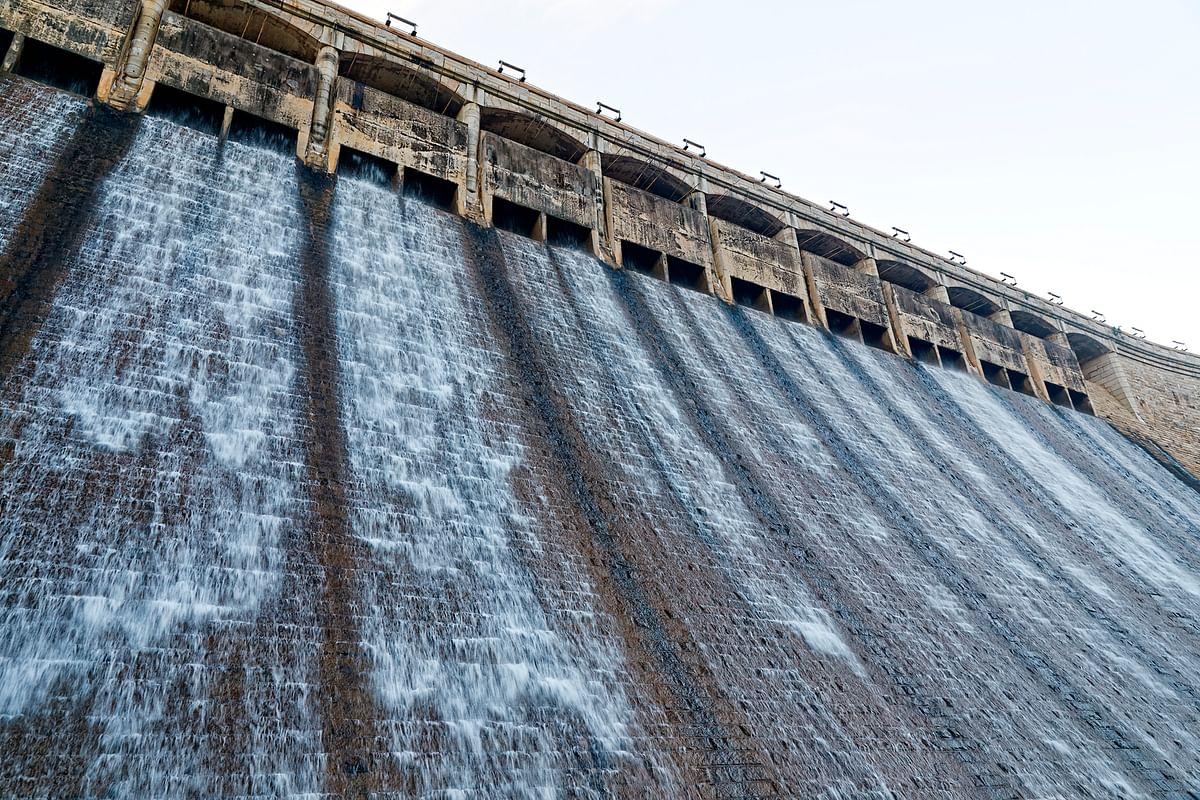 A Chinese dam. (Photo: iStock)