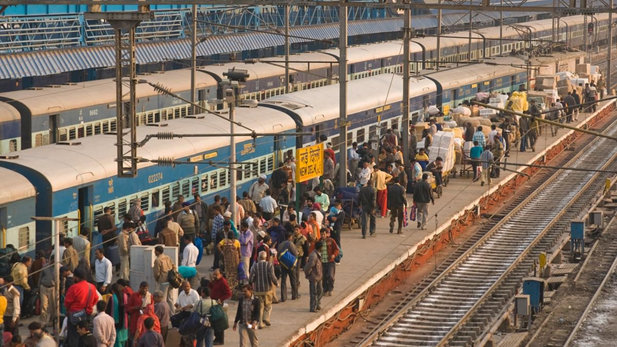"""Under the scheme, dubbed """"flexi fares"""" by the railways, the current base fares will increase by 10% with every 10% of berths sold. (Photo: iStockPhoto)"""