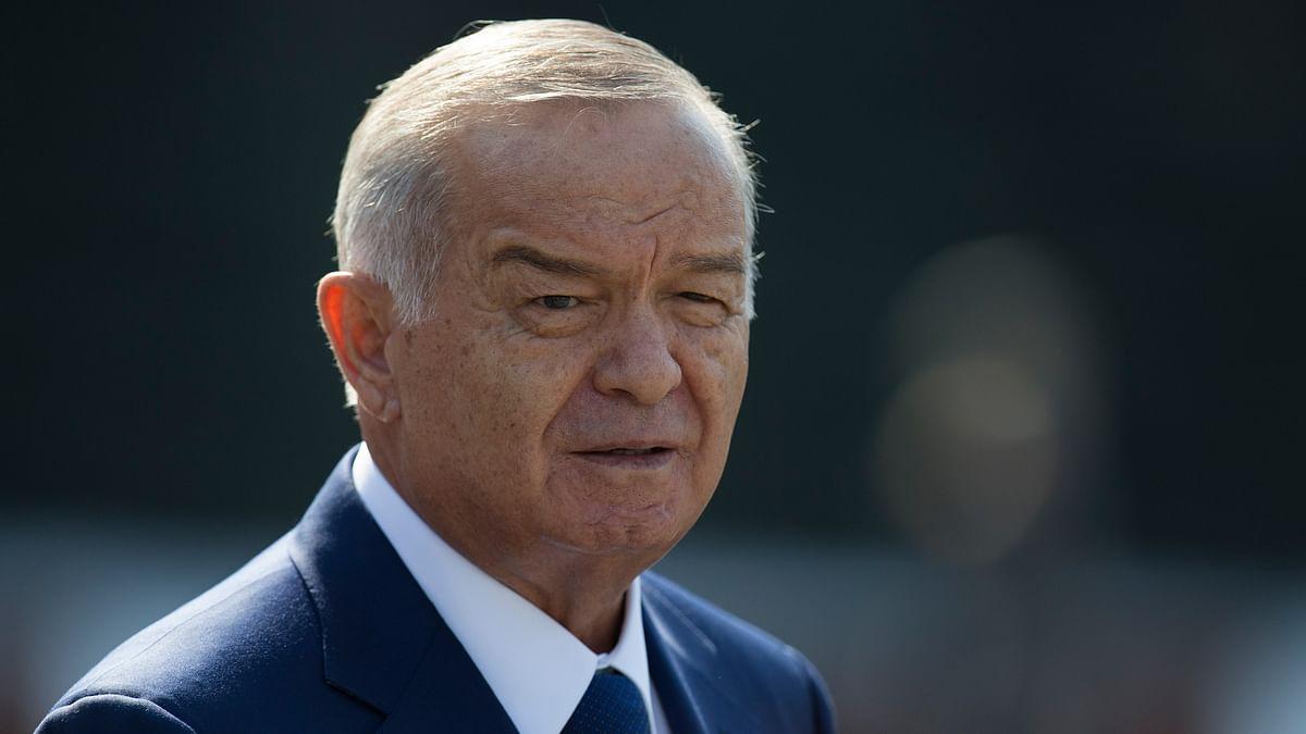 Karimov had ruled Uzbekistan since 1989. (Photo: AP)