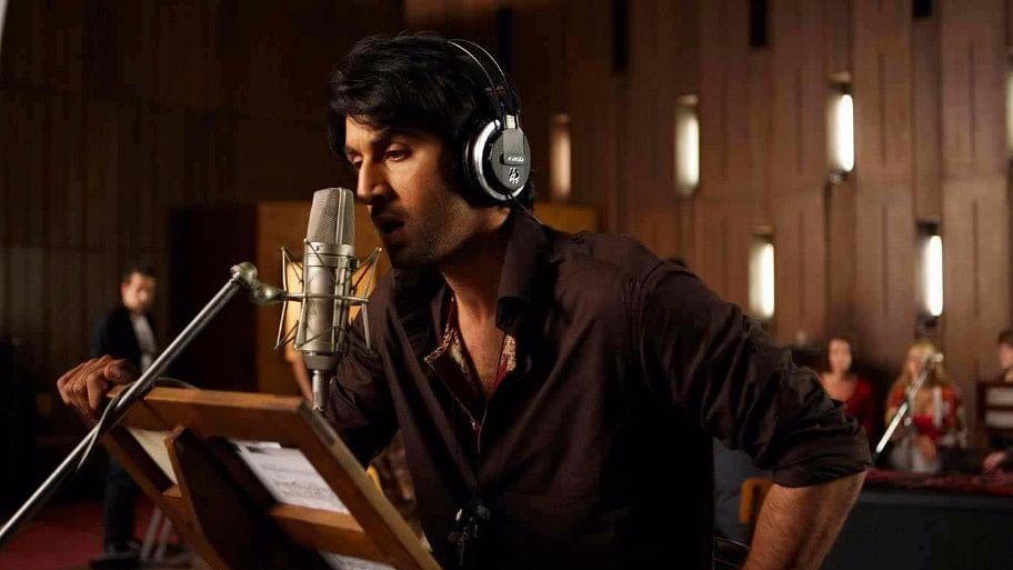 Arijit Singh will be the voice of Ranbir Kapoor in <i>Ae Dil Hai Mushkil. </i>(Photo courtesy: A film still from <i>Rockstar</i>)