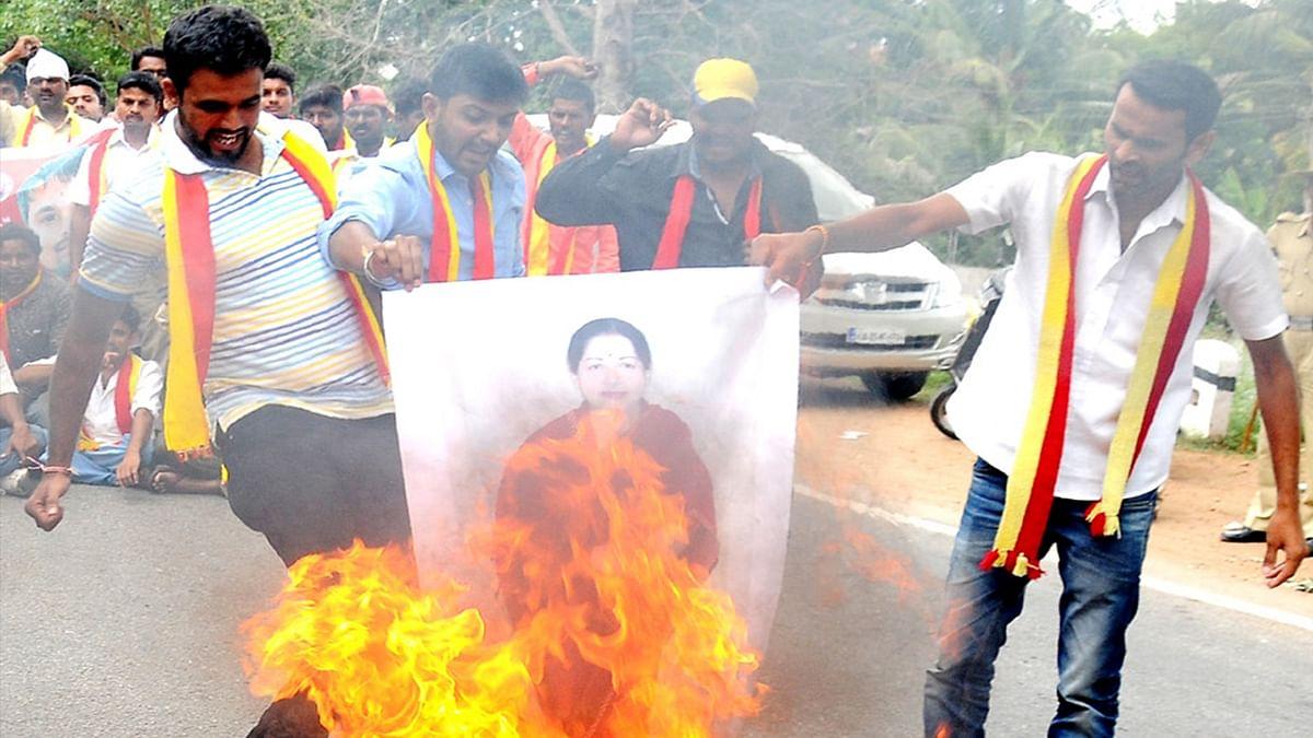 Karnataka Faces Shutdown As Kaveri Water Diverted to Tamil Nadu