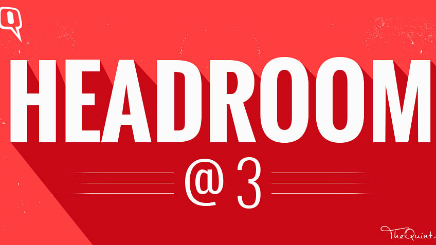 'Headroom' is going to be The Quint's daily news digest from the newsroom at mid-day.&nbsp;(Photo: <b>The Quint</b>)