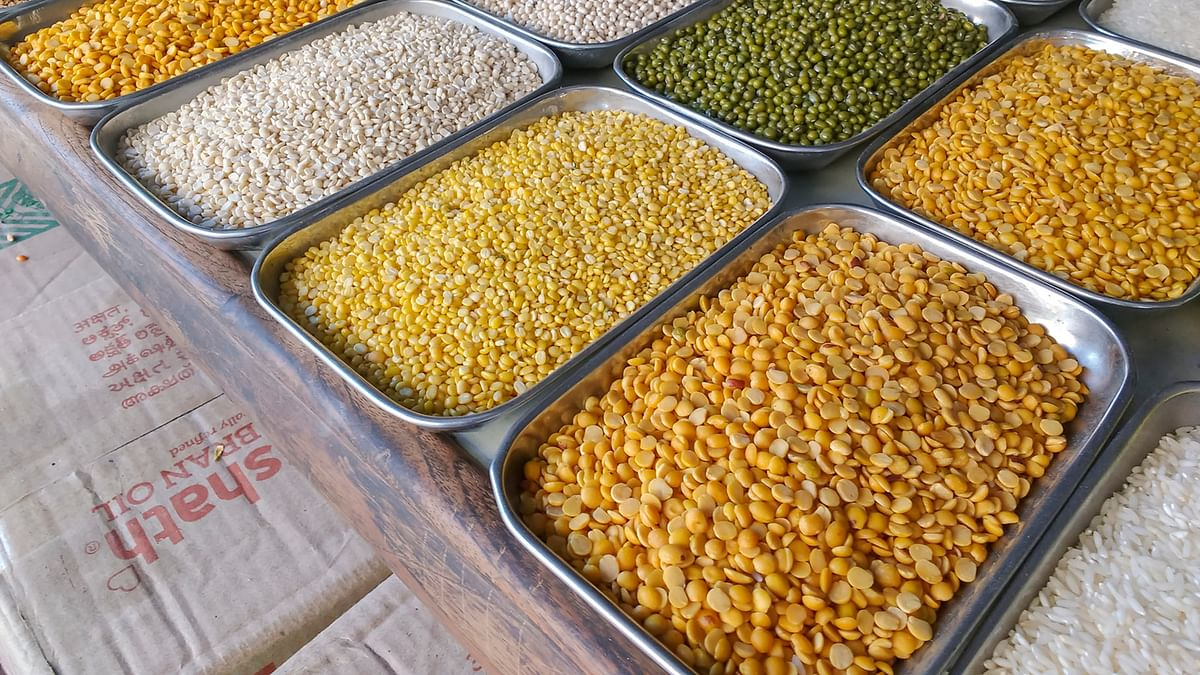 Prices of pulses have risen  over the past few months. (Photo: iStockphoto)