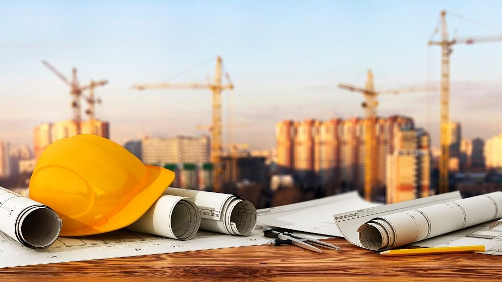 The new policy has come as a big breather for construction companies, reflected in the immediate spurt in their stock prices. (Photo: iStock)