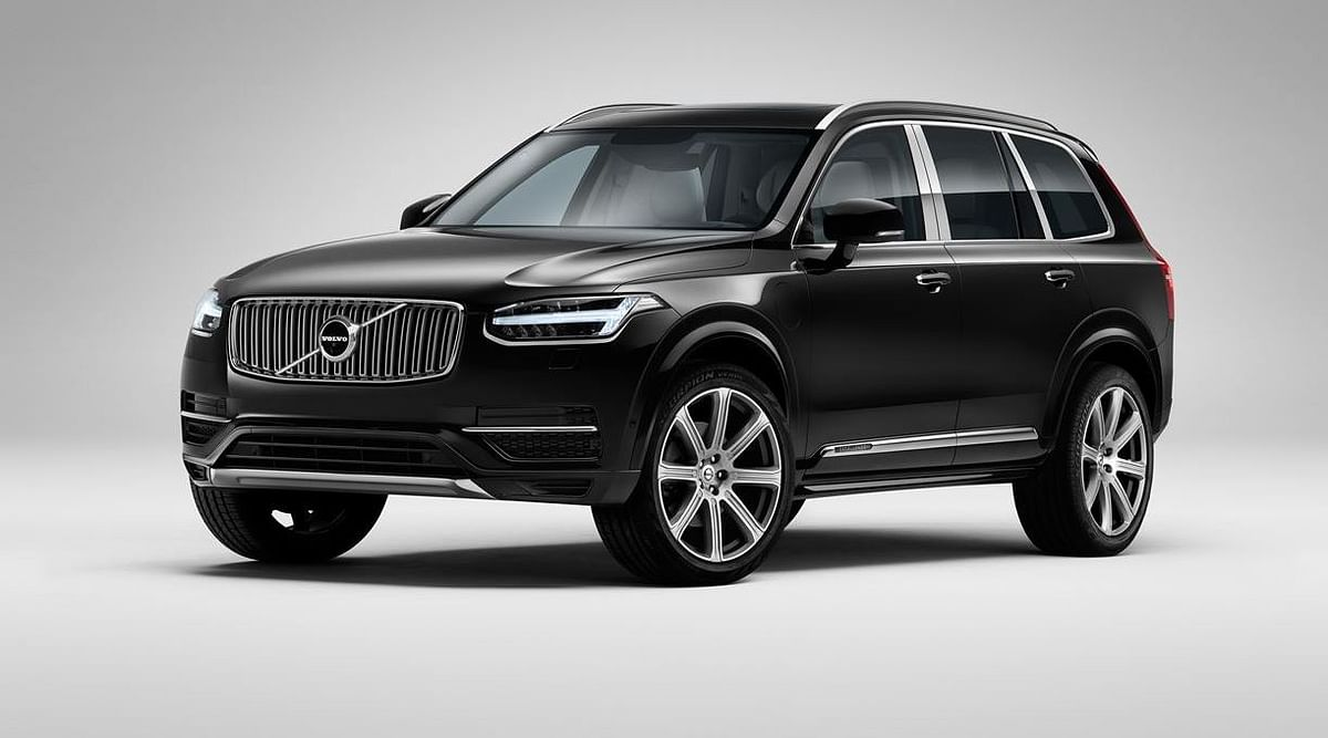 Volvo XC90 T8 is a luxury hybrid SUV costing Rs 1.25 crore.