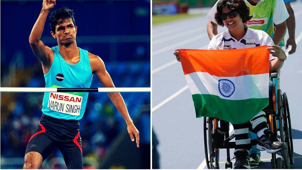 Centre Announces Cash Rewards Worth Rs 90 Lakh for Paralympians