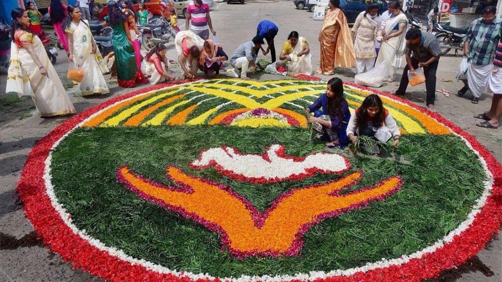 "Onam celebrations marred by communal agenda? (Photo Courtesy: Twitter/<a href=""https://twitter.com/airnewsalerts)"">All India Radio</a>)"