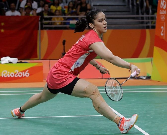 Saina Nehwal. (Photo: AP)