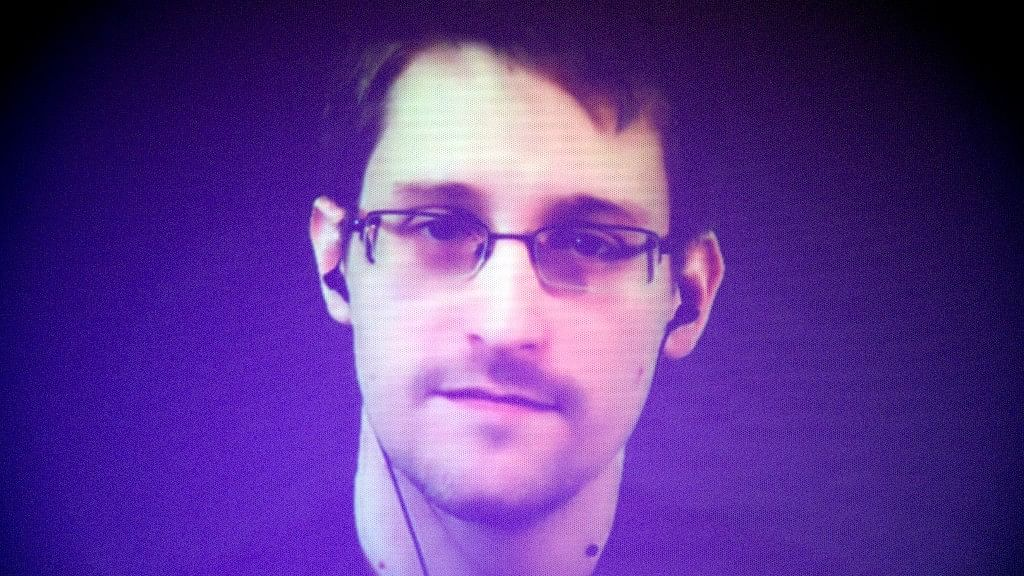 Former US National Security Agency contractor Edward Snowden. (Photo: Reuters)
