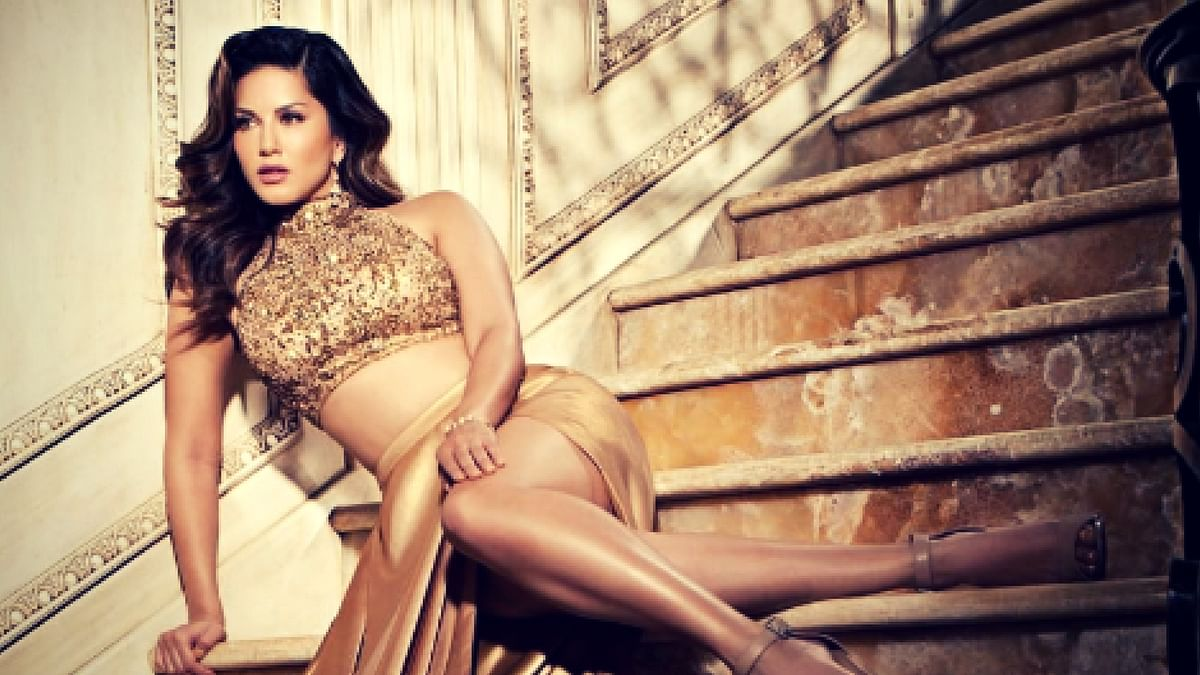 """&nbsp; Sunny Leone to walk at the New York Fashion Week. (Photo Courtesy: <a href=""""https://twitter.com/SunnyLeone/media"""">twitter.com</a>/SunnyLeone) &nbsp;"""