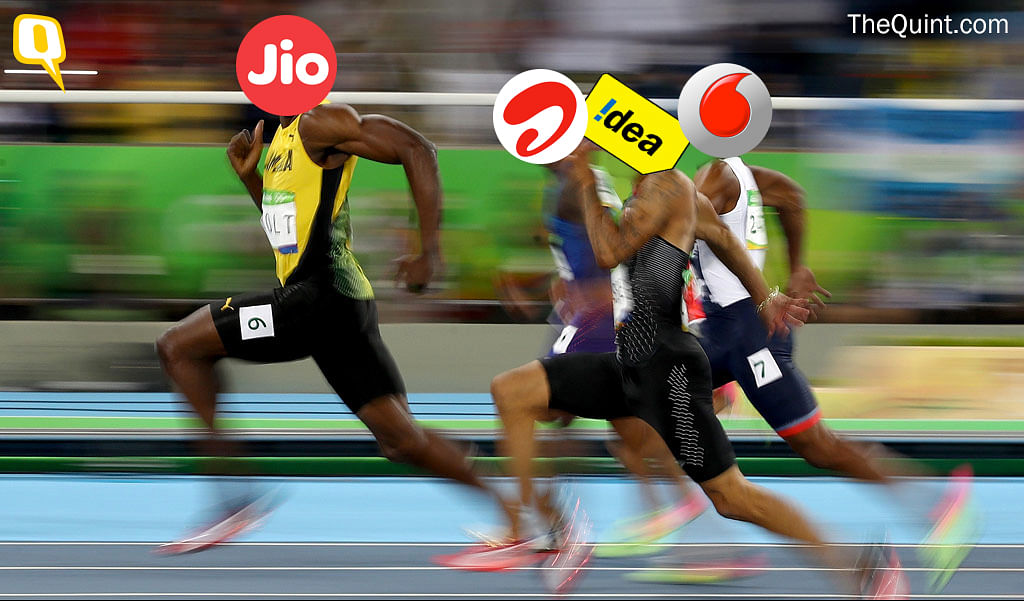 Initial reactions to the Jio announcements have focused mainly on how it could disrupt the market. (Photo: <b>The Quint</b>)