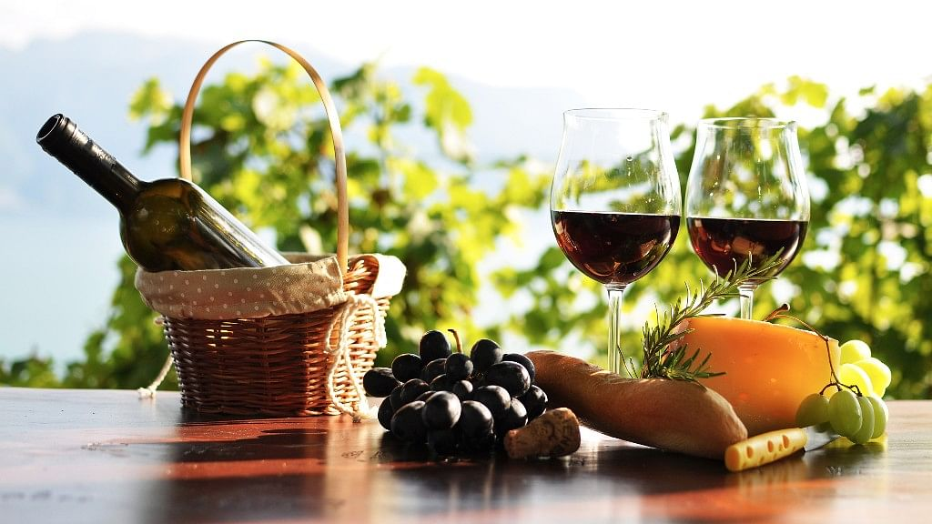 Scientists are taking wine-making to a whole new atmospheric level. (Photo: iStock)