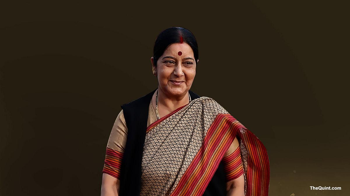 Sushma Swaraj: 'Lahore ki Beti', My 'Deedi', & A Celeb in Pakistan