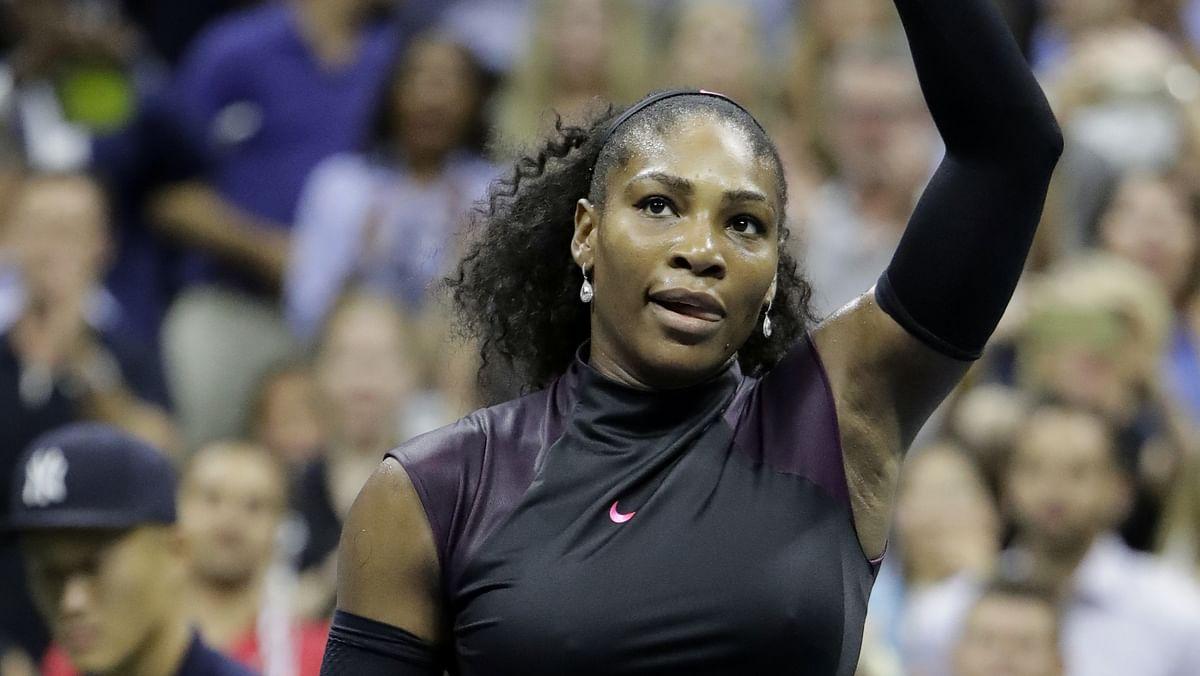 Serena Williams. (Photo: AP)