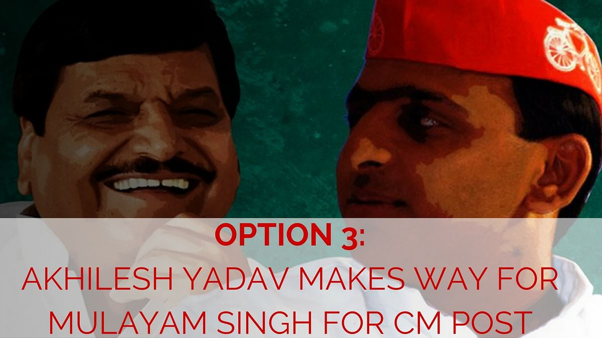 Samajwadi Party Civil War Leaves Yadavs With Limited Options