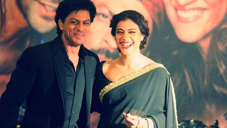 Kajol sings to embarrass Shah Rukh Khan and it's great fun. (Photo: Yogen Shah)