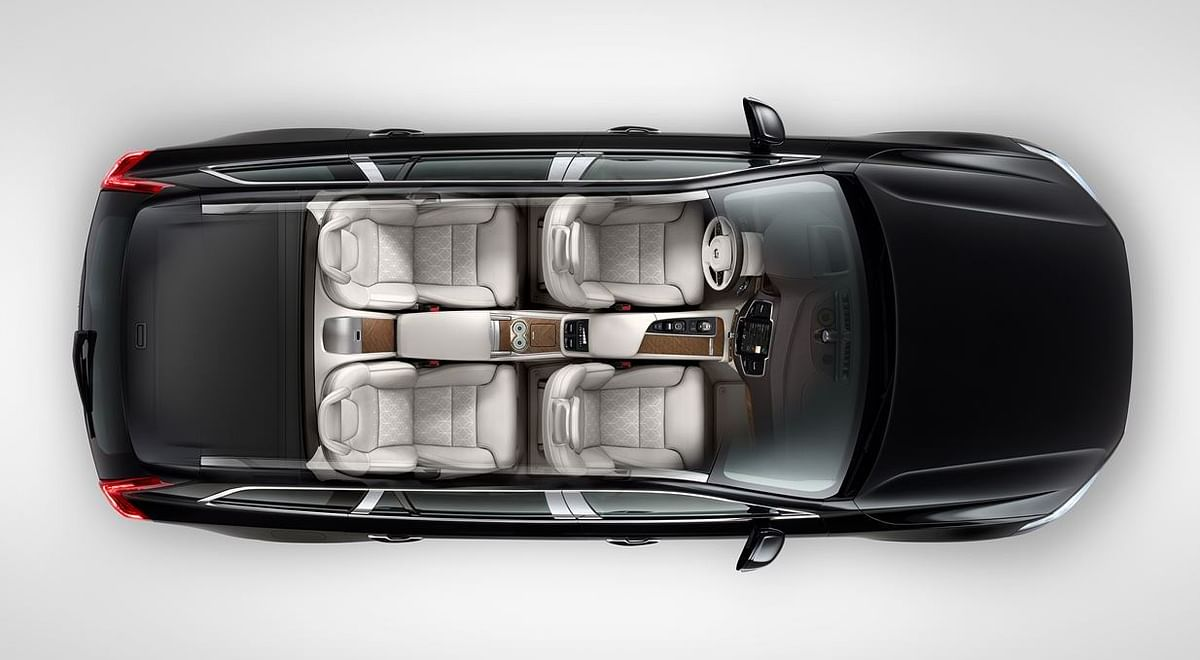 It can carry up to 5 people and offer a 47.6 km/pl as per Volvo.