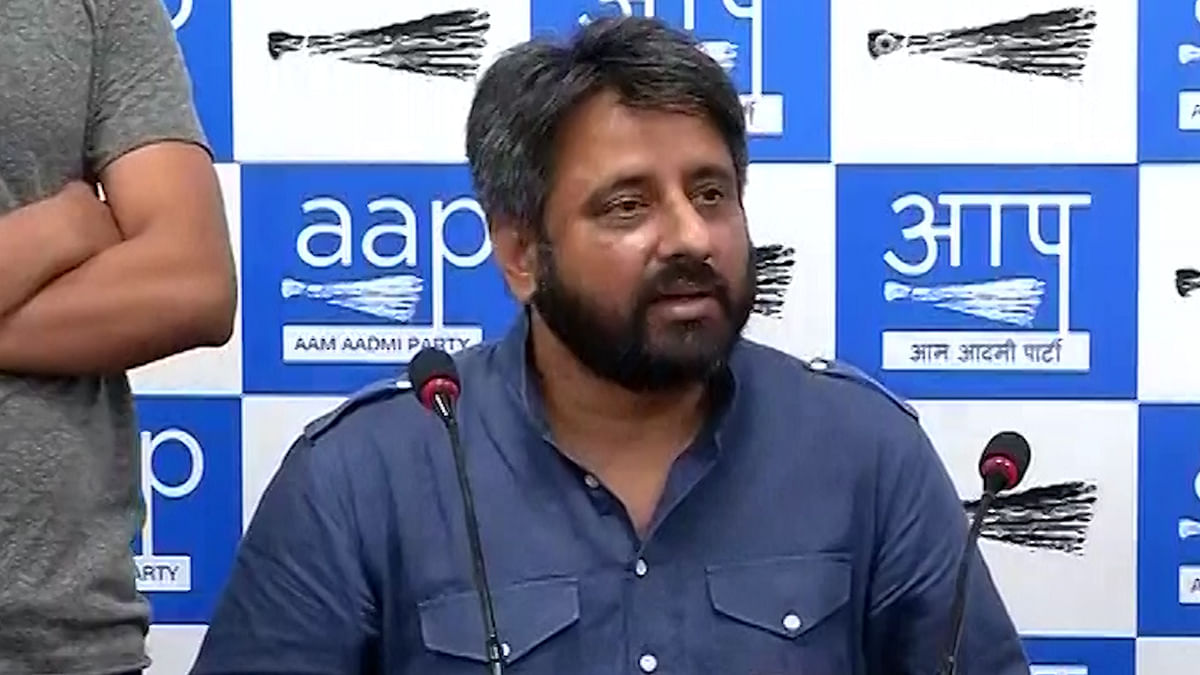 'AAP MLA's Kin Had No Permission for Procession': UP Cops Respond