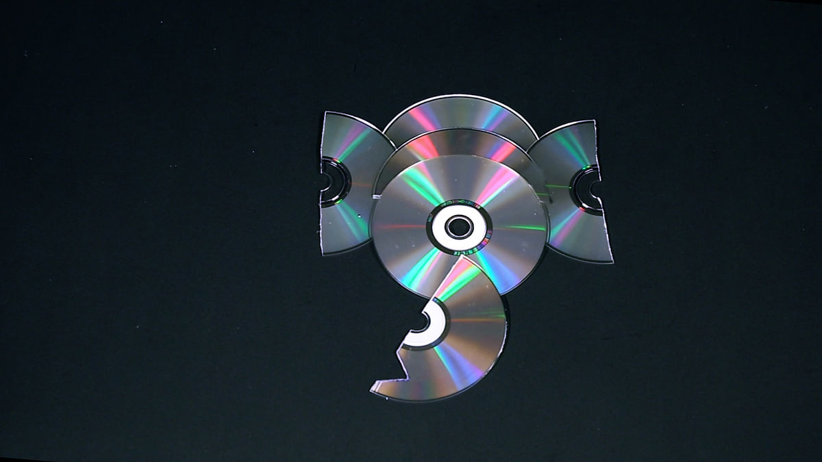 Recycle your old CDs (Photo: The Quint)